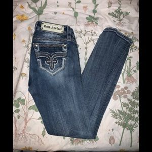 Rock Revival straight jeans